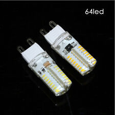 Mini G9 3014SMD 6W/9W LED Crystal lamp light LED Bulb Chandelier AC 110V-220V