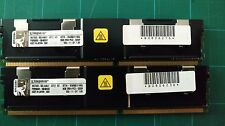 Kingston HP 413015-B21 398709-071 16GB PC2-5300 2x8GB Kit DDR2 667 Dual Ranked