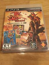 Jak and Daxter Collection (Sony PlayStation 3, 2012)