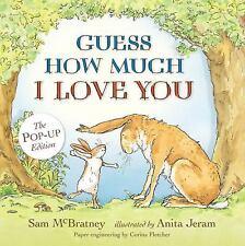 Guess How Much I Love You: Guess How Much I Love You by Sam McBratney (2011,...