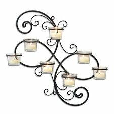 Stonebriar Tealight Wall Sconce Candle Holder