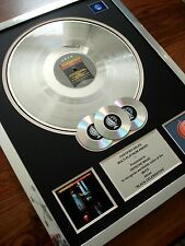 DEPECHE MODE BLACK CELEBRATION MULTI PLATINUM DISC RECORD AWARD