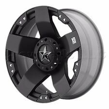 KMC XD SERIES 20 x 12 Rockstar Wheel Rim 8x170 Part # XD77521287344