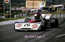 Eddie Keizan Lucky Strike Tyrell 004 South African Grand Prix 1973 Photograph