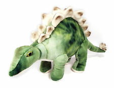 Large Premium Collection Ark Toys Stegosaurus soft cuddly plush toy dinosaur