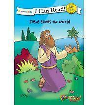 Jesus Saves the World (I Can Read!  the Beginner's Bible)