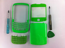 Housing Replacement Cover Case Blackberry Curve 8520 8530 WITH T5 T6 SCREEW Dr.