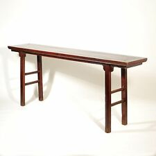 Antique 19th Century Chinese Altar Table