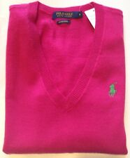 BNWT Ladies Ralph Lauren 100% Merino Wool Jumper Size Medium RRP £125.00
