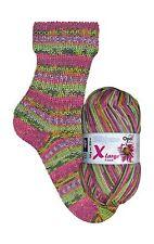 Opal Eisblume 8ply Sock Yarn - Tau (9220) + pattern