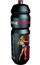 Riesel Flasche Enduro Mountain Bike 750mm Water Drinks Bottle - Girl Black