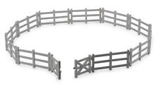 *NEW* CollectA 89471 Corral Farm Pasture Fence with Gate Set Model - 13 Panels