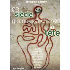 CE SIECLE QUI NOUS A CHANGE LA TETE par Catherine CLEMENT Magazine Illustré