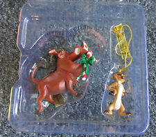 LION KING DISNEY BOXED ORNAMENT SET WITH PUMBA & TIMON