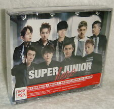 Super Junior Hero 2013 Taiwan 2-CD+DVD (1st Japanese Language Album)