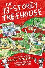 THE 13 - STOREY TREEHOUSE by ANDY GRIFFITHS & TERRY DENTON ~ New Paperback Book
