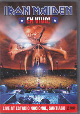 IRON MAIDEN - en vivo DVD