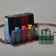 Dye ink system cis CISS for Epson XP-320 XP-420 XP-424 WF-2630 printer T220