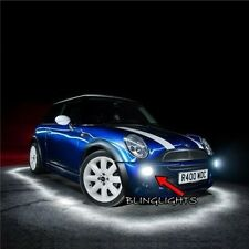 2001 2002 2003 2004 2005 2006 Mini Cooper R50 Xenon Fog Lamps Driving Lights Kit