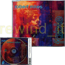 """ROBERT MILES """"FABLE"""" RARE CDMAXI ITALO DANCE"""