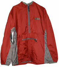 NRA Embroided Red Mesh Jacket