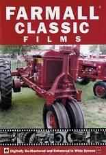 Farmall Classic Films The Thirties DVD NEW IH International Harvestor tractors