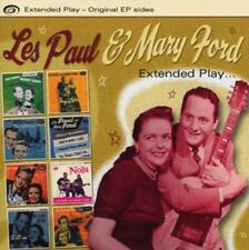 Extended Play...Original EP Sides von Mary Ford,Les Paul (2015), Neu OVP, CD