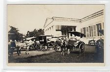 MUSEUM, WELTEVREDEN, JAVA: Dutch East Indies postcard (C23447)