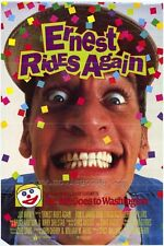 ERNEST RIDES AGAIN Movie POSTER 27x40