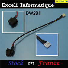 Connecteur alimentation dc jack DW291 PC portable Samsung X118 NP-X118
