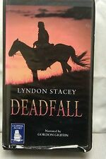 Deadfall by Lyndon Stacey: Unabridged Cassette Audiobook (T2)