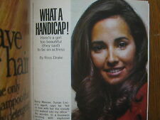 1971  TV Guide (SUSAN  LUCCI/LAUGH-IN/DICK  MARTIN/VAL  DOONICAN/ALL MY CHILDREN