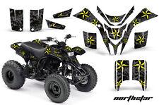AMR Racing Graphics Decal Wrap Kit For Yamaha Blaster 200 1988-2005 NORTH STAR Y