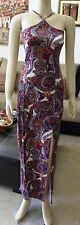 NWOT From Peru Cotton Dress Day Night Casual Wear Spring Summer Sz 4 - 6 #31849