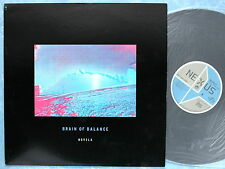 NOVELA Brain Of Balance K28P527 JAPAN LP 084az21