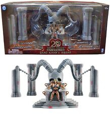 MORTAL KOMBAT ACTION FIGURE BOX SET SHAO KAHN THRONE & ARENA 20TH ANNIVERSARY