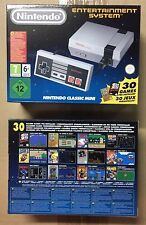 NINTENDO CLASSIC MINI NES ENTERTAINMENT SYSTEM CONSOLE BRAND NEW ENGLISH