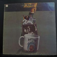 The Kinks - Arthur Or The Decline LP VG+ RS 6366 1st White label Promo 1969 USA