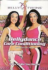 Belly Twins - Bellydance Core Conditioning [DVD], Good DVD, ,