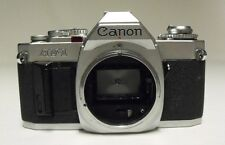 CANON AV-1 35mm SLR Film Camera Body Only Tested Meter Working AV1 FD Mount