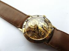 UNUSUAL SKELETON WRIST WATCH. WORKING ORDER