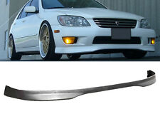 2001-2005 LEXUS IS300 JDM TR URETHANE FRONT BUMPER LIP SPOILER BODY KIT