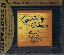 Counting Crows August And Everything After MFSL Gold CD Neu OVP Sealed UDCD 664