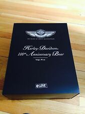 BRAND NEW 100th Anniversary Harley Davidson Limited Edition Bear, Steiff