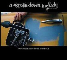 A BROKE DOWN MELODY Soundtrack CD NEW Jack Johnson Eddie Vedder Matt Costa