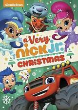 Nickelodeon Favorites: A Very Nick Jr. Christmas (DVD, 2016) NEW! REDUCED!
