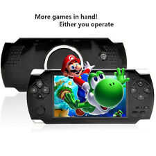 MP3 MP4 MP5 Portable Multimedia Player 4GB Handheld Game Player FM Video Games
