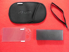Simple Pouch, Screen Protector, Card Case, Wrist Strap  ~ PS VITA ~Accessories~