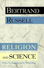 Religion and Science : With a New Introduction by Bertrand Russell (1997,...