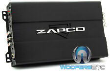 ZAPCO ST-4X II CAR 4-CHANNEL 480W RMS COMPONENT SPEAKERS CLASS AB AMPLIFIER NEW